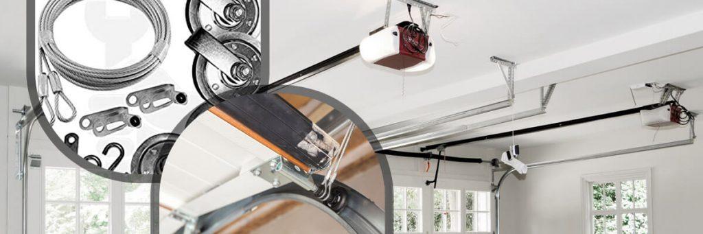 Garage Door Cables Repair Lenexa